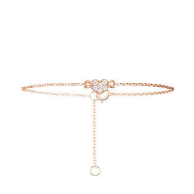 Rosie Bracelet Rose Gold