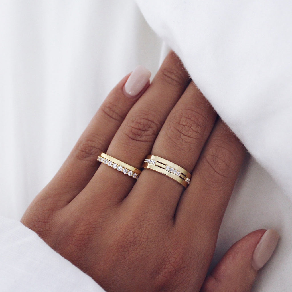 Alexandra Ring Gold
