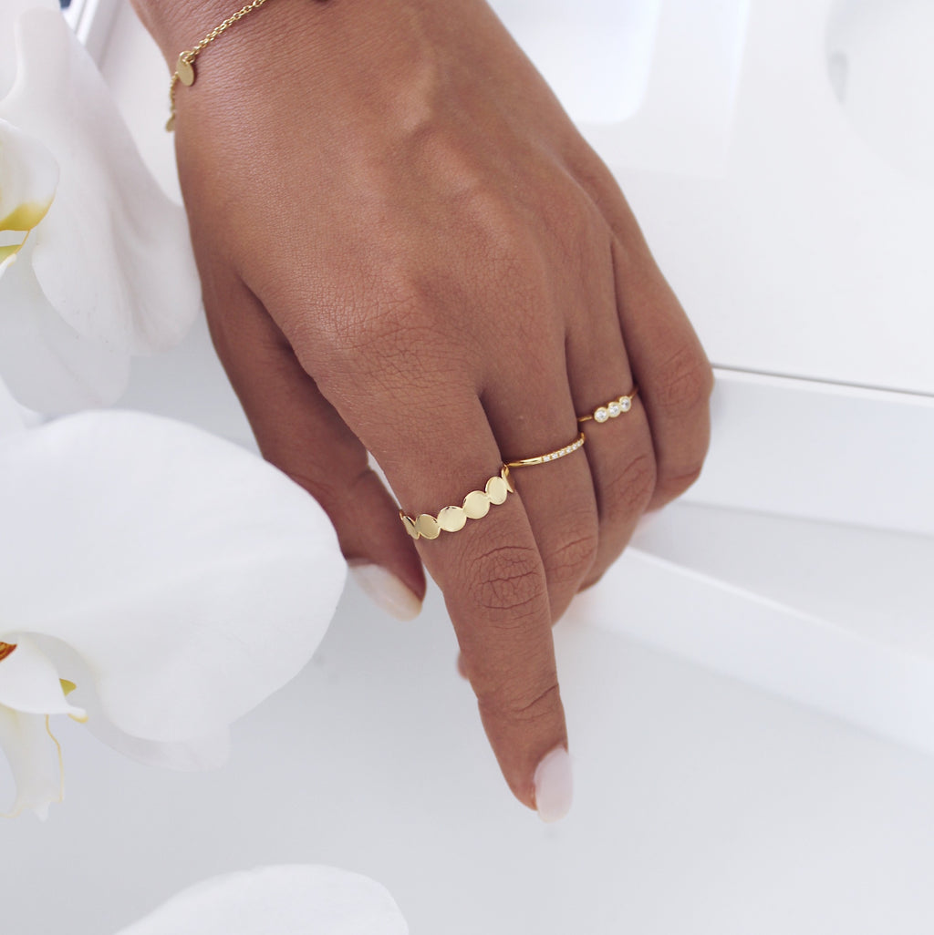 Arah Ring Gold