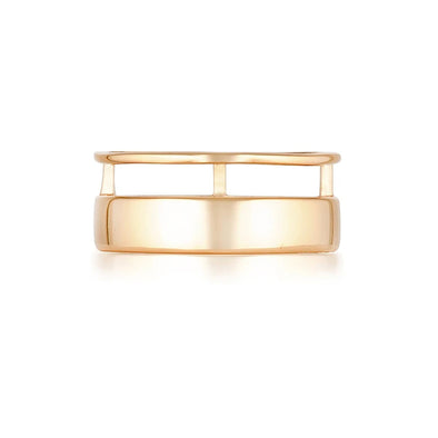 Archie Ring Rose Gold