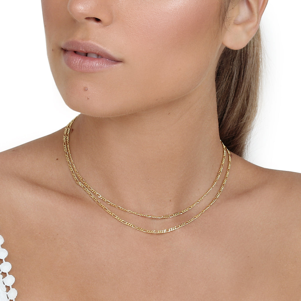 Aria Necklace Chain Gold