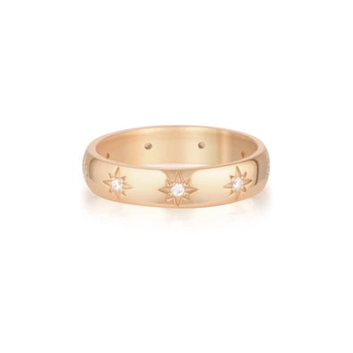 Ariel Ring Rose Gold