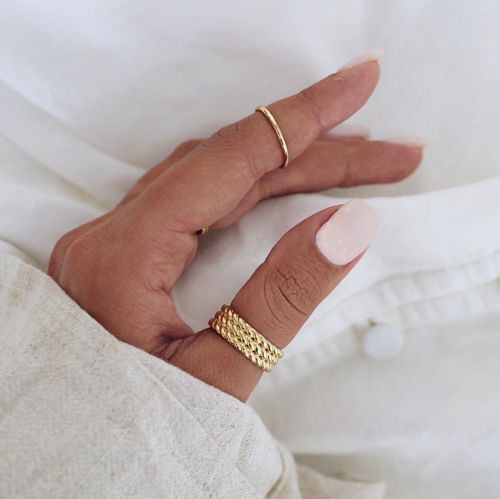 Liese Ring Gold