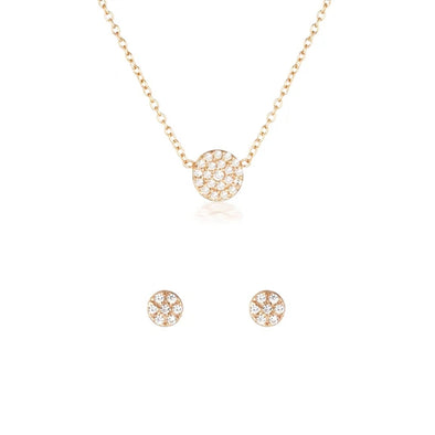 Cleo Mini Set Rose Gold