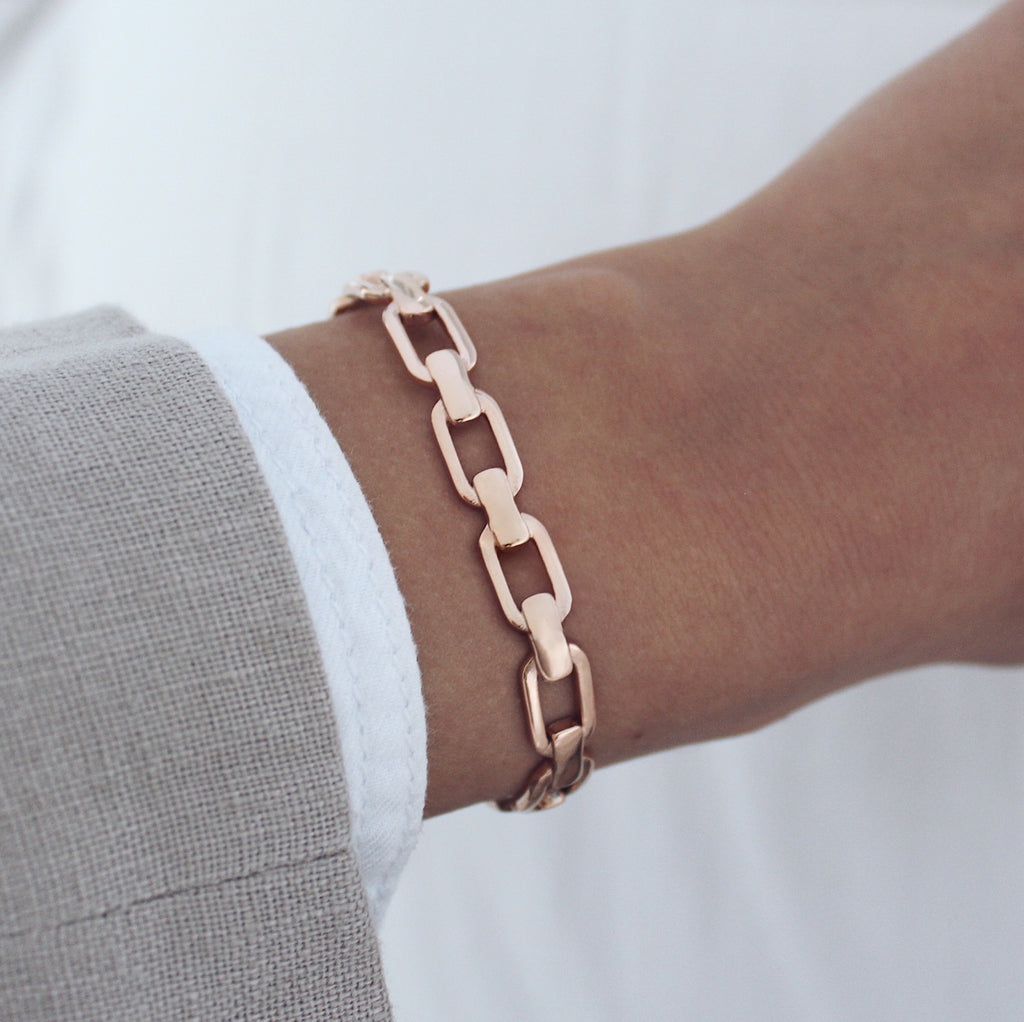 Hunter Cuff Rose Gold