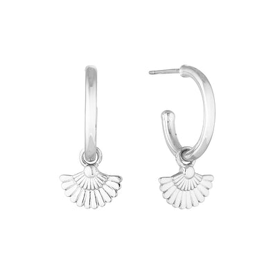Paloma Earrings Silver