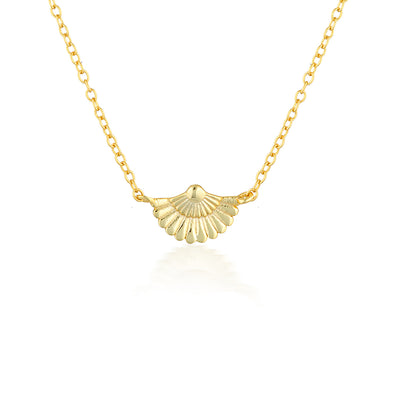 Paloma Necklace Gold