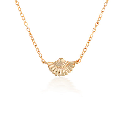 Paloma Necklace Rose Gold