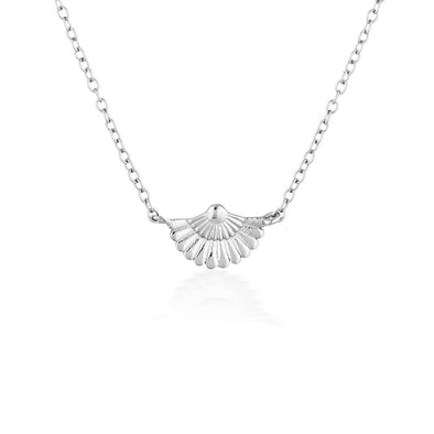 Paloma Necklace Silver