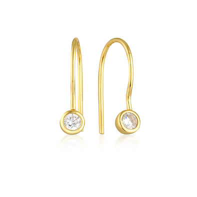 Lucy Earrings Gold