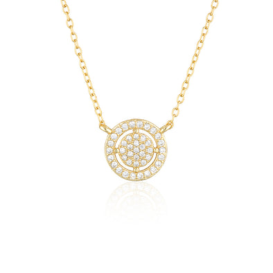 Olivia Necklace Gold