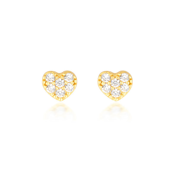 Rosie Earrings Gold