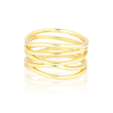 Piper Ring Gold