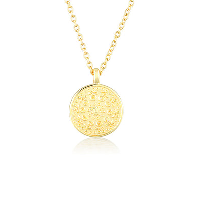 Pella Necklace Small Gold