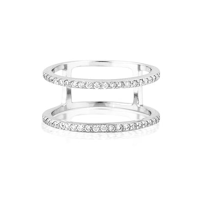 Samantha Ring Silver