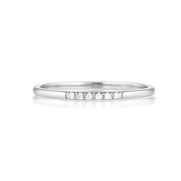 Sia Ring Silver