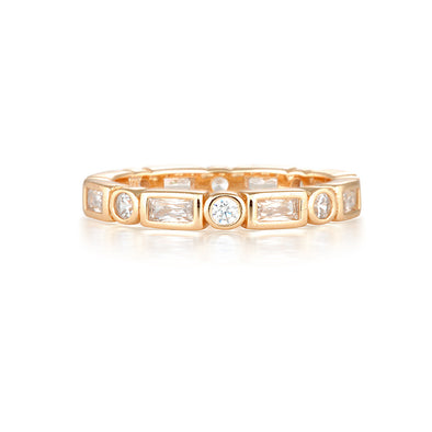 Romeo Ring Rose Gold