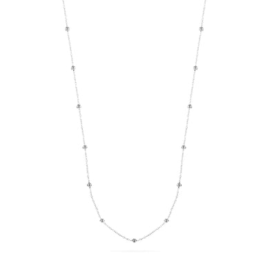 Carrie Necklace Silver