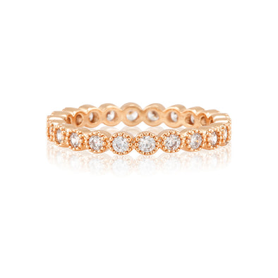 Grace Ring Rose Gold
