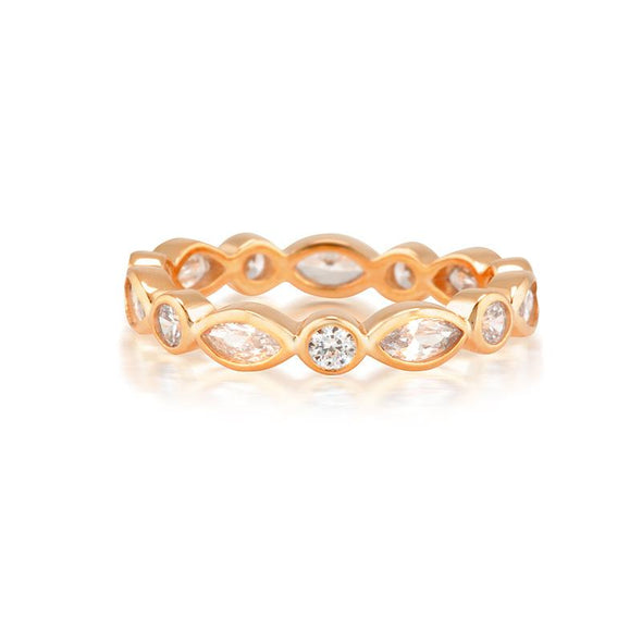 Juliet Ring Rose Gold