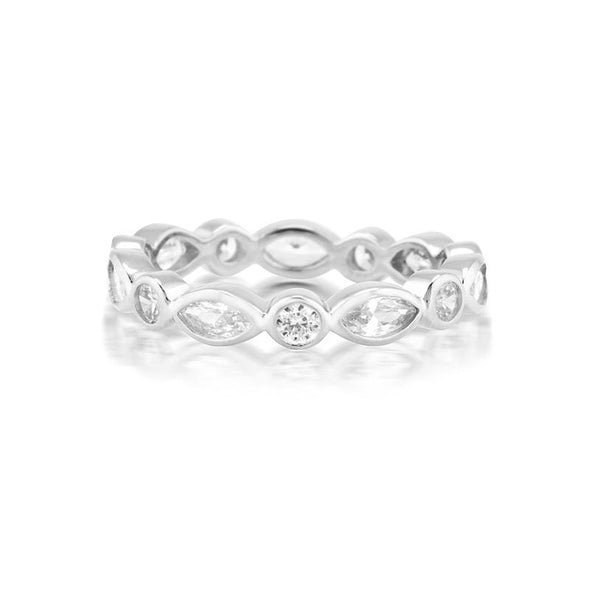Juliet Ring Silver