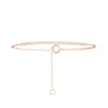 Layla Bracelet Rose Gold