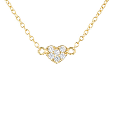 Rosie Necklace Gold