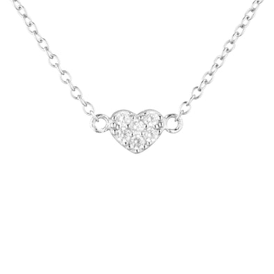 Rosie Necklace Silver