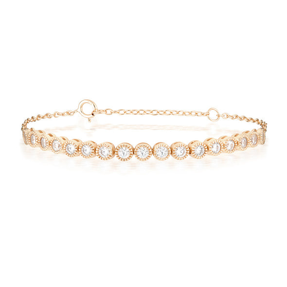 Grace Bracelet Rose Gold
