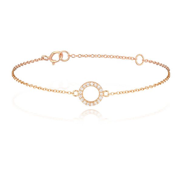 Harper Bracelet Rose Gold