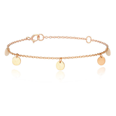 Stasi Bracelet Rose Gold