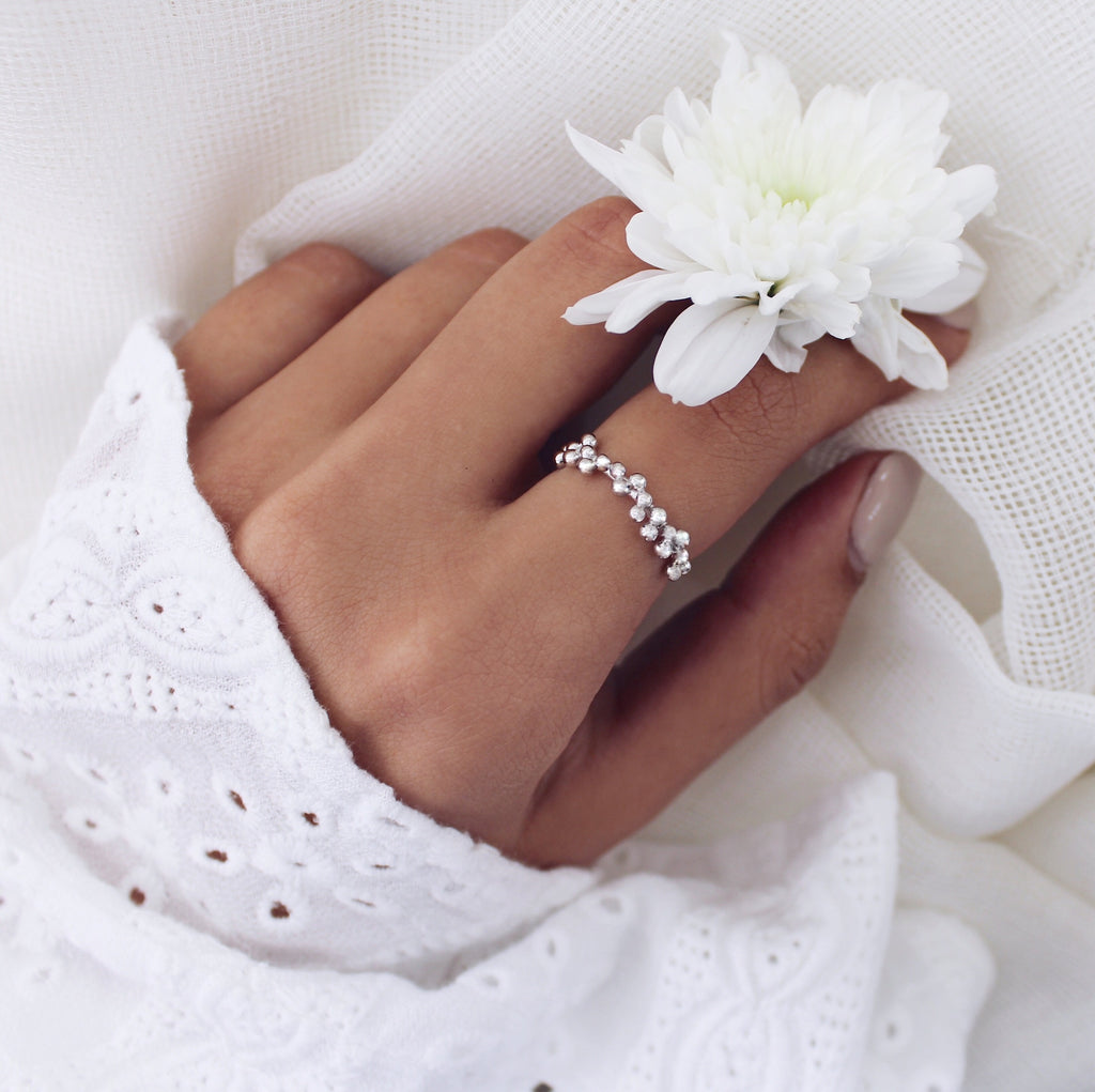 Lola Ring Silver