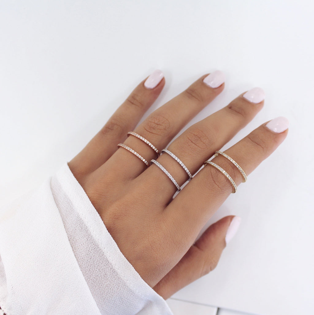 Samantha Ring Rose Gold