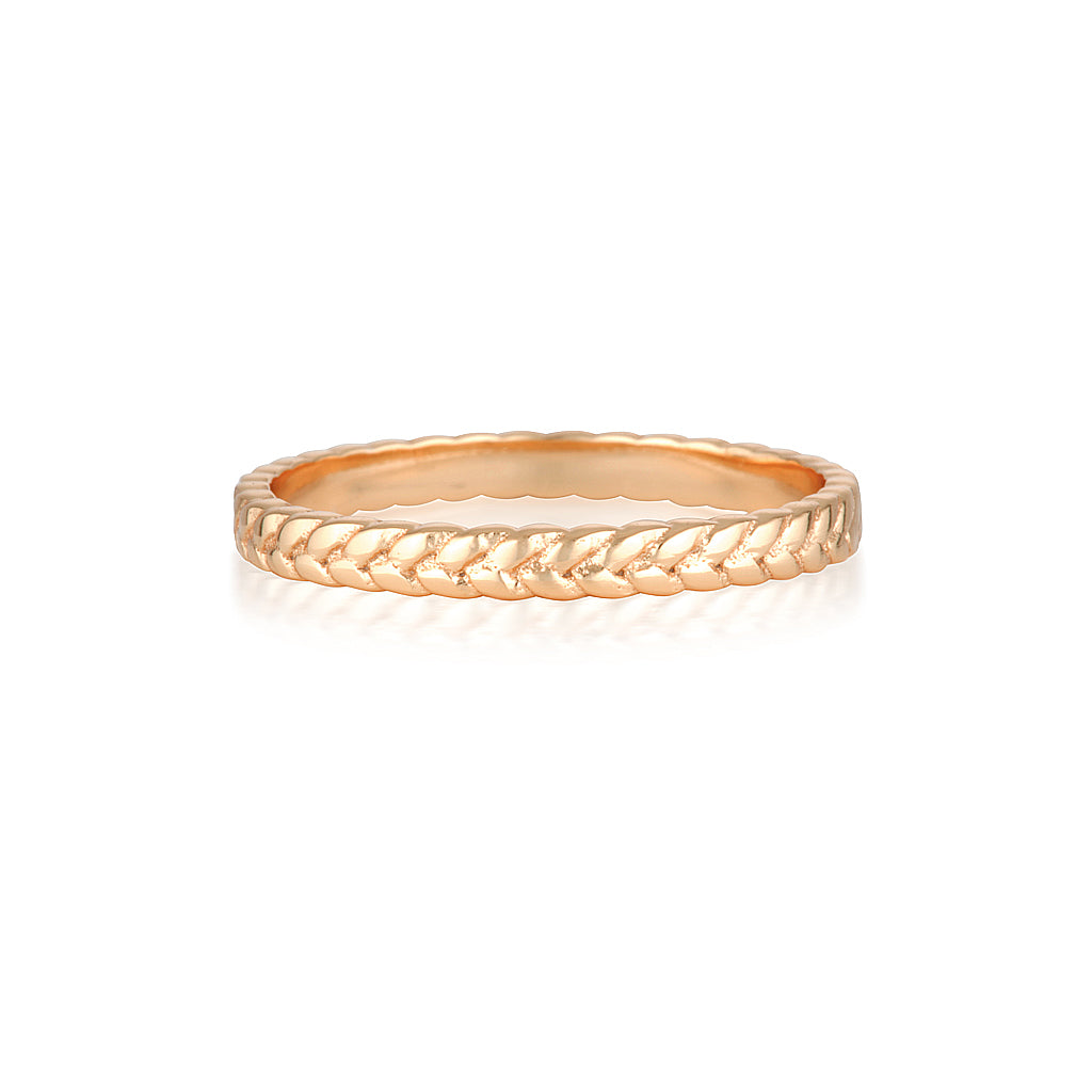 Nina Ring Rose Gold