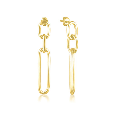 Andrea Earrings Gold