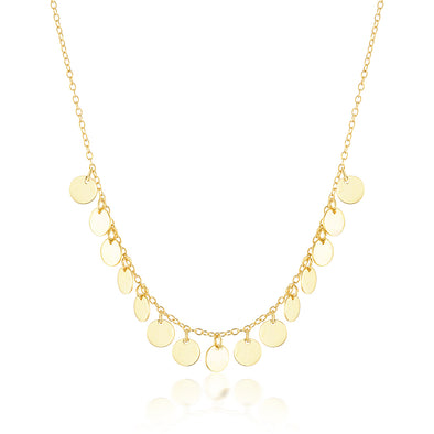 Arah Necklace Gold