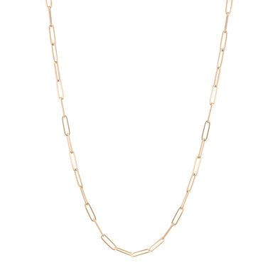 Andrea Necklace Rose Gold