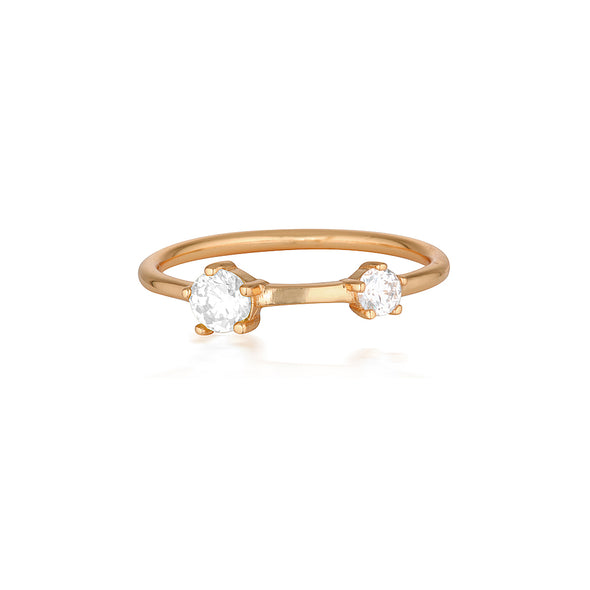 Jules Ring Rose Gold