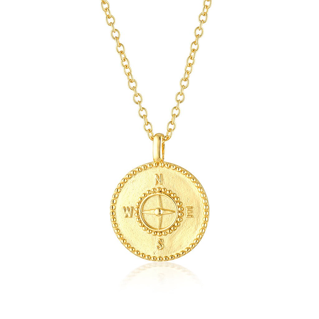 Voyage Necklace Gold