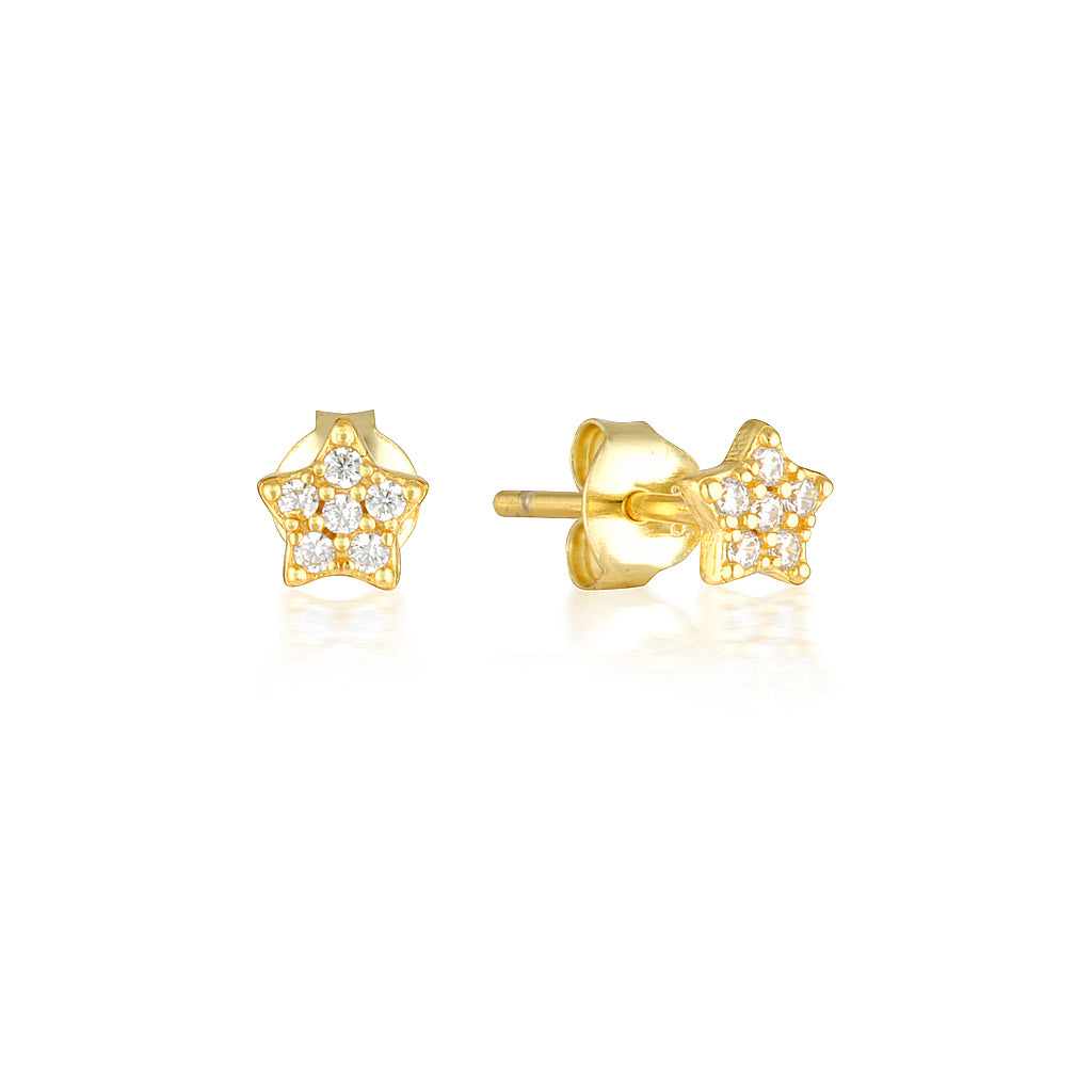 Estella Earrings Gold
