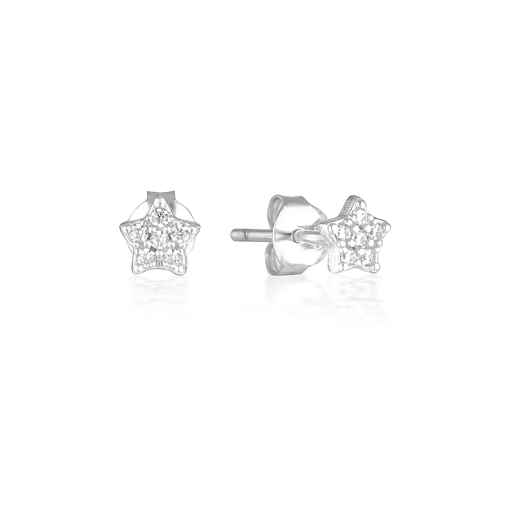 Estella Earrings Silver