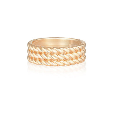 Liese Ring Rose Gold