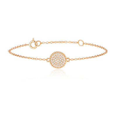 Isobel Bracelet Rose Gold