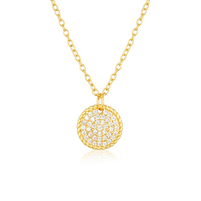 Isobel Necklace Gold