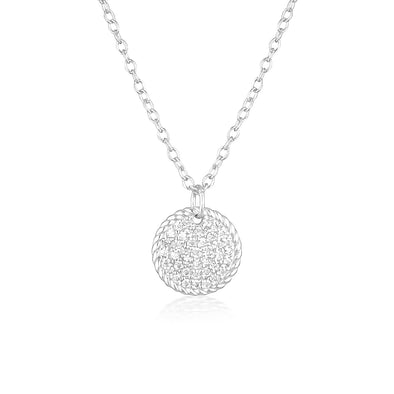 Isobel Necklace Silver