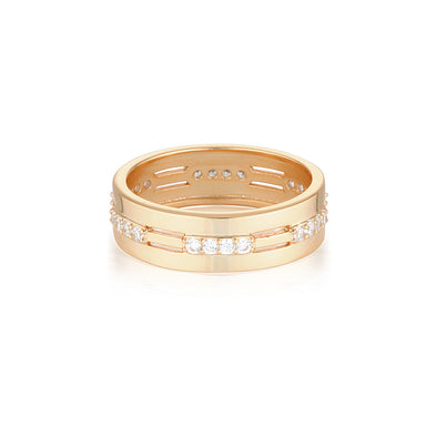 Alexandra Ring Rose Gold