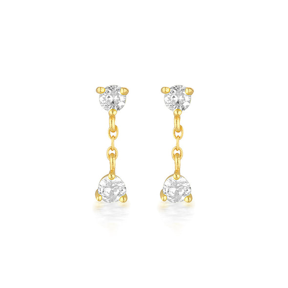 Presley Earrings Gold