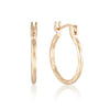 Heidi Hoop Set Rose Gold