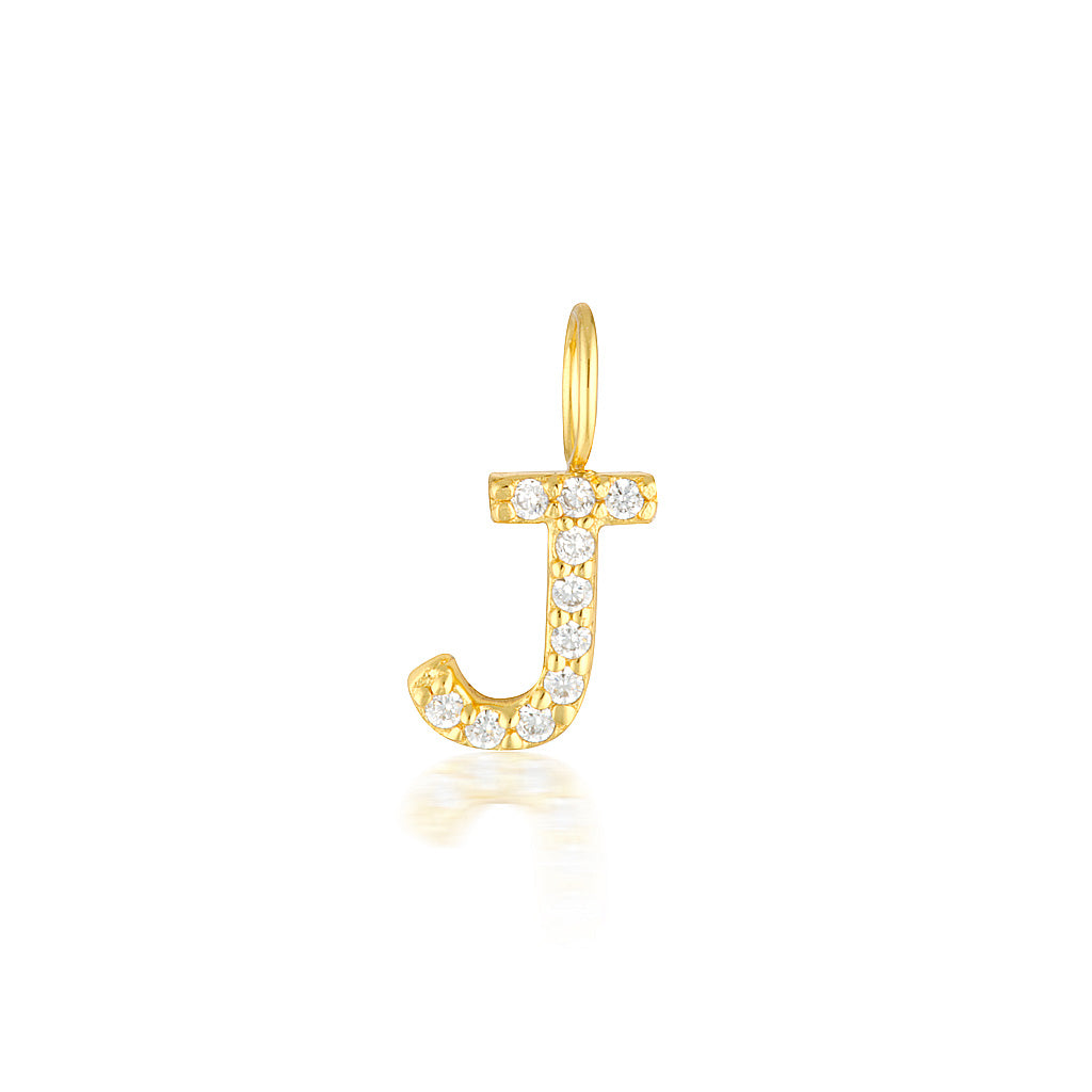A-Z Charms Gold