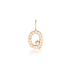 A-Z Charms Rose Gold